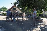 Vereinsausflug 2018 zu den Kleintierzüchtern in Edingen